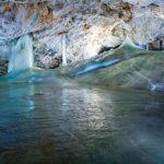 dpošinska ladova jskyna