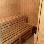 sauna up